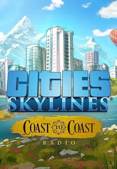 Cities: Skylines - Coast to Coast Radio (DLC) Steam Key GLOBAL