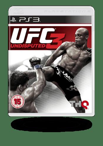 UFC Undisputed 3 PlayStation 3