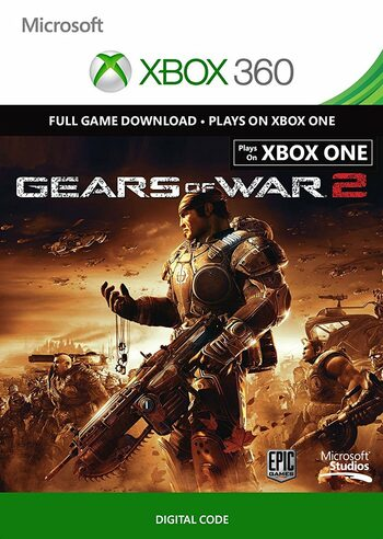Gears of War 2 (Xbox 360 / Xbox One) Xbox Live Key GLOBAL