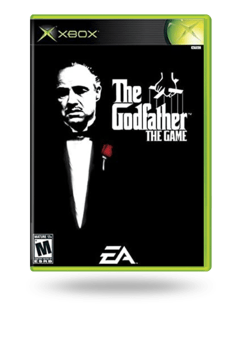 The Godfather: The Game Xbox