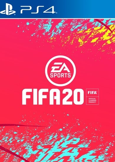 FIFA 20 Preorder bonus (DLC) (PS4) PSN Key EUROPE