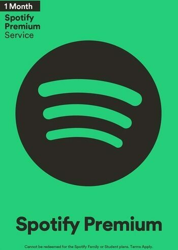 Spotify Premium 1 Month Key SOUTH AFRICA
