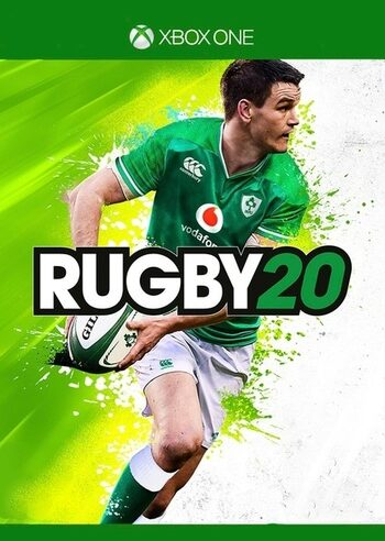RUGBY 20 (Xbox One) Xbox Live Key EUROPE