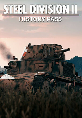 Steel Division 2 - History Pass (DLC) Steam Key GLOBAL