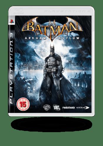 Batman: Arkham Asylum PlayStation 3