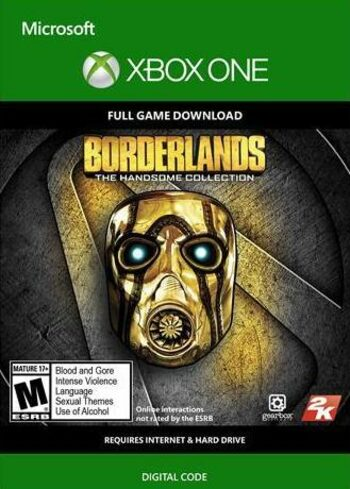 Borderlands: The Handsome Collection (Xbox One) Xbox Live Key GLOBAL