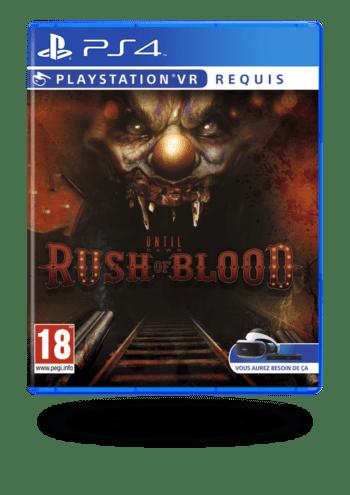 Until Dawn: Rush of Blood PlayStation 4