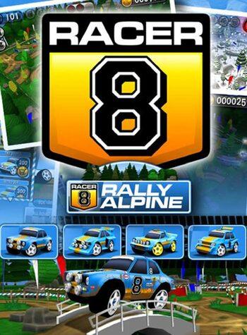 Racer 8 Steam Key EUROPE
