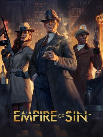 Empire of Sin Steam Key GLOBAL
