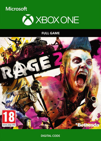Rage 2 (Standard Edition) (Xbox One) Xbox Live Key UNITED STATES