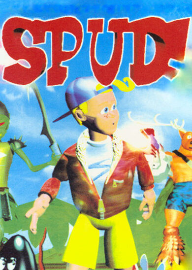 Spud! Steam Key EUROPE