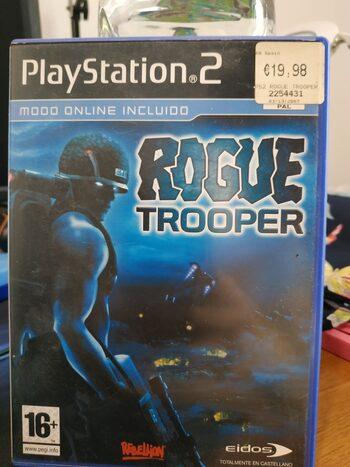 Rogue Trooper PlayStation 2