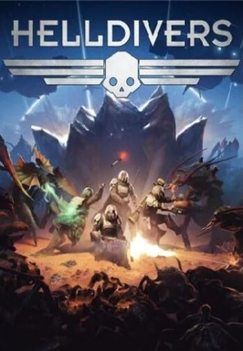 HELLDIVERS Digital Deluxe Edition Steam Key GLOBAL