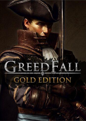 Greedfall - Gold Edition Steam Key GLOBAL