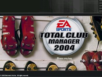 Get Total Club Manager 2004 PlayStation 2