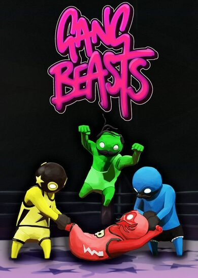 Gang Beasts Steam Key GLOBAL