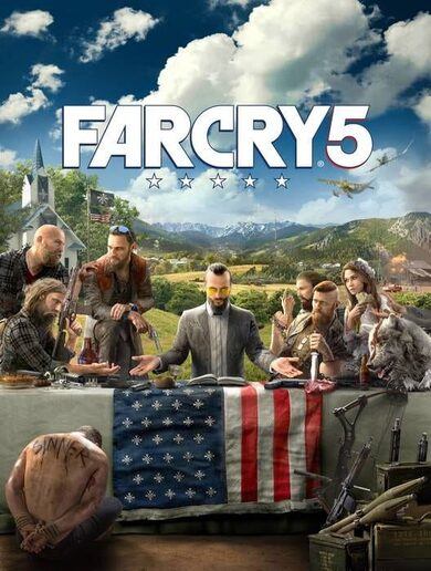 Far Cry 5 Uplay Key EMEA