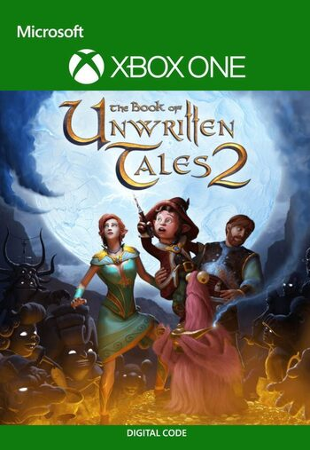 The Book of Unwritten Tales 2 XBOX LIVE Key UNITED STATES