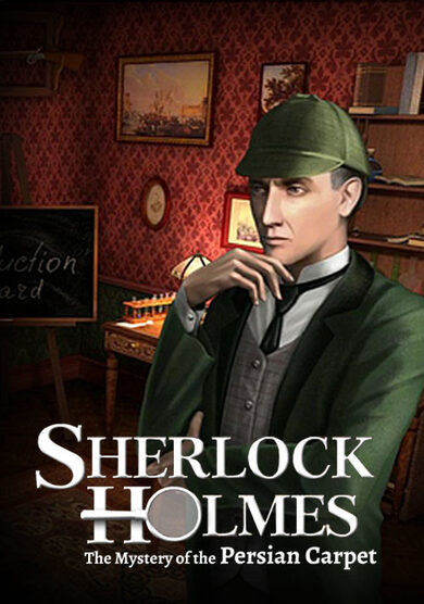 Sherlock Holmes: The Mystery of the Persian Carpet Steam Key GLOBAL