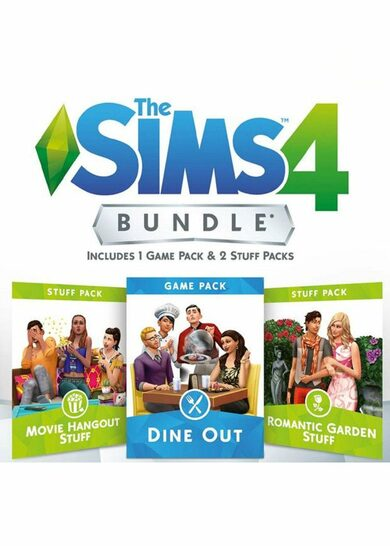 The Sims 4 - Bundle Pack 3 (DLC) Origin Key GLOBAL
