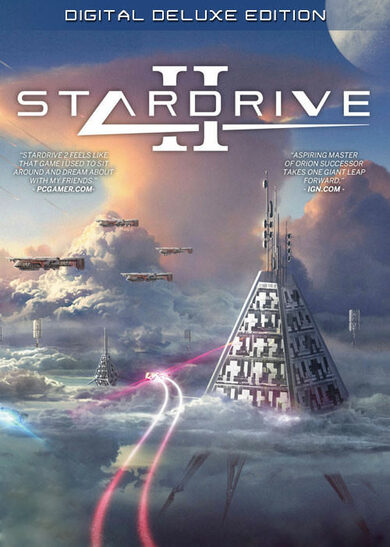 Stardrive 2 (Digital Deluxe Edition) Steam Key EUROPE