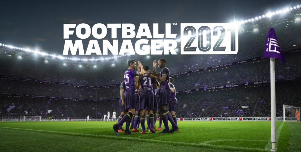 Football Manager 2021 Steam Key EUROPE