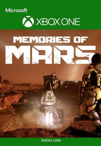 Memories of Mars XBOX LIVE Key UNITED STATES