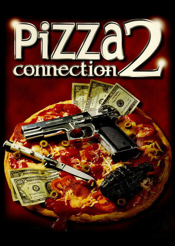 Pizza Connection 2 Steam Key GLOBAL