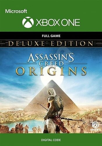 Assassin's Creed: Origins (Deluxe Edition) (Xbox One) Xbox Live Key GLOBAL