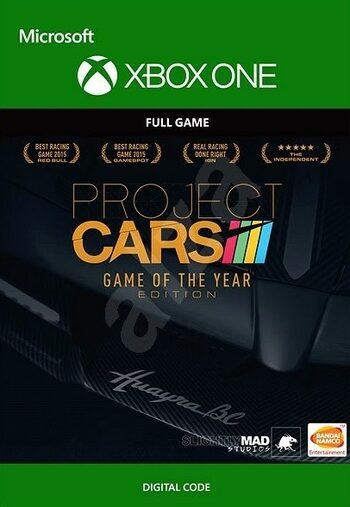 Project CARS - Game of the Year Edition (Xbox One) Xbox Live Key UNITED STATES