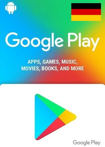 Google Play Gift Card 10 EUR (DE) Key GERMANY
