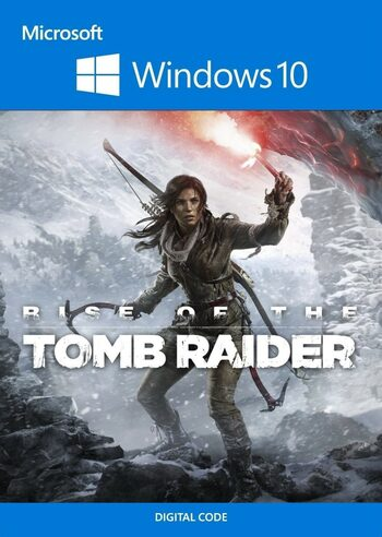 Rise of the Tomb Raider - Windows 10 Store Key GLOBAL