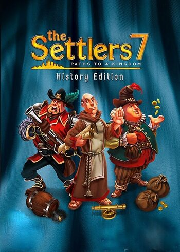 The Settlers 7 (History Edition) Uplay Key EUROPE