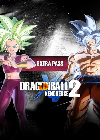 Dragon Ball Xenoverse 2 - Extra Pass (DLC) Steam Key GLOBAL