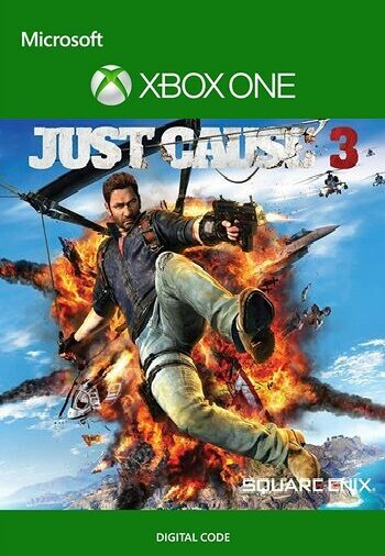 Just Cause 3 - Day One Edition (DLC) XBOX LIVE Key UNITED STATES
