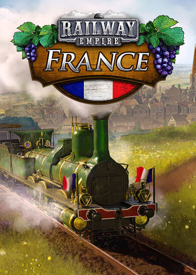 Railway Empire - France (DLC) Steam Key GLOBAL