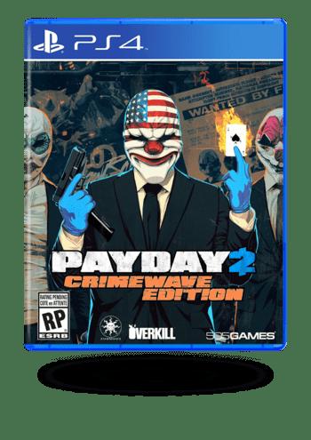 Payday 2: Crimewave Edition PlayStation 4