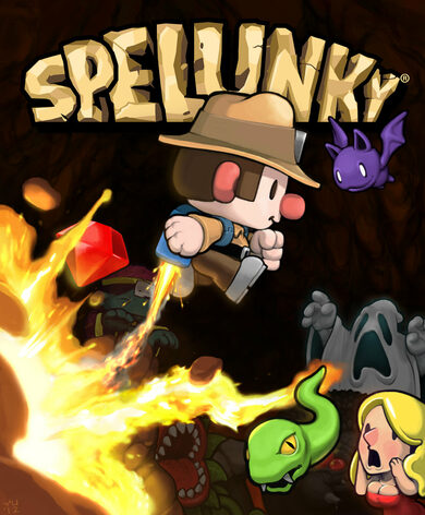 Buy Spelunky key