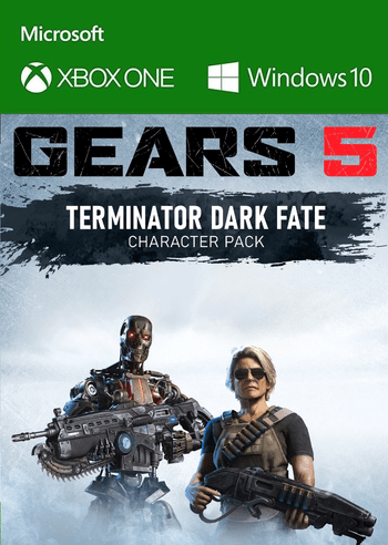 Gears 5: Terminator Dark Fate Pack – Sarah Connor and T-800 (DLC) PC/XBOX LIVE Key GLOBAL
