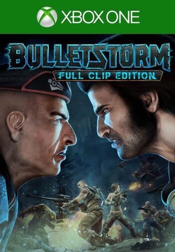 Bulletstorm: Full Clip Edition (Xbox One) Xbox Live Key UNITED STATES