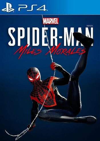 Marvel's Spider-Man: Miles Morales PS4/PS5 (PSN) Key EUROPE
