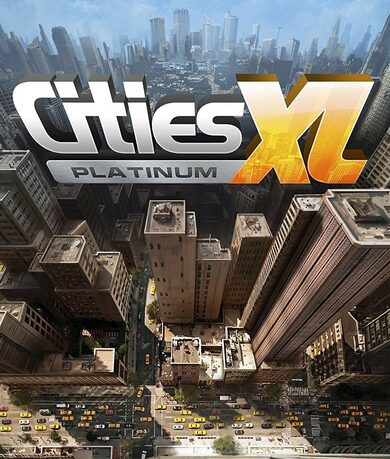 Cities XL Platinum Steam Key GLOBAL