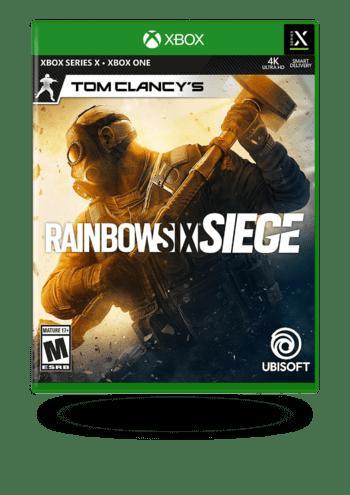 Tom Clancy's Rainbow Six Siege Xbox Series X