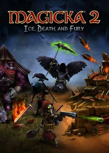 Magicka 2 - Ice Death and Fury (DLC) Steam Key EMEA / NORTH AMERICA