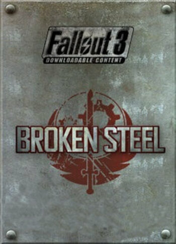 Fallout 3 - Broken Steel (DLC) Steam Key EUROPE