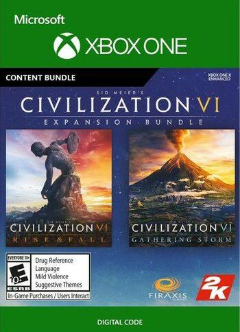 Civilization VI Expansion Bundle (DLC) (Xbox One) Xbox Live Key UNITED STATES