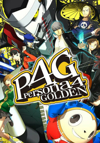 Persona 4 Golden Steam Key GLOBAL