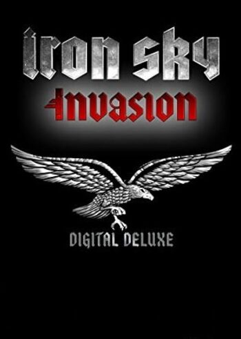 Iron Sky Invasion: Deluxe Content Steam Key GLOBAL