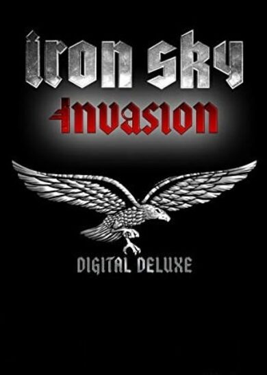 Iron Sky Invasion: Deluxe Content Steam Key GLOBAL фото