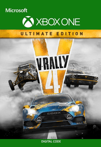 V-Rally 4 Ultimate Edition XBOX LIVE Key UNITED STATES